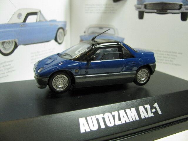 vendite online 1 43 Autozam AZ-1     Suzuki autoa (PG6SS)   Mazda AZ-550 diecast  prendiamo i clienti come nostro dio