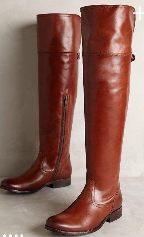 New Frye Melissa Tall Women's Boots Sz 5 1/2