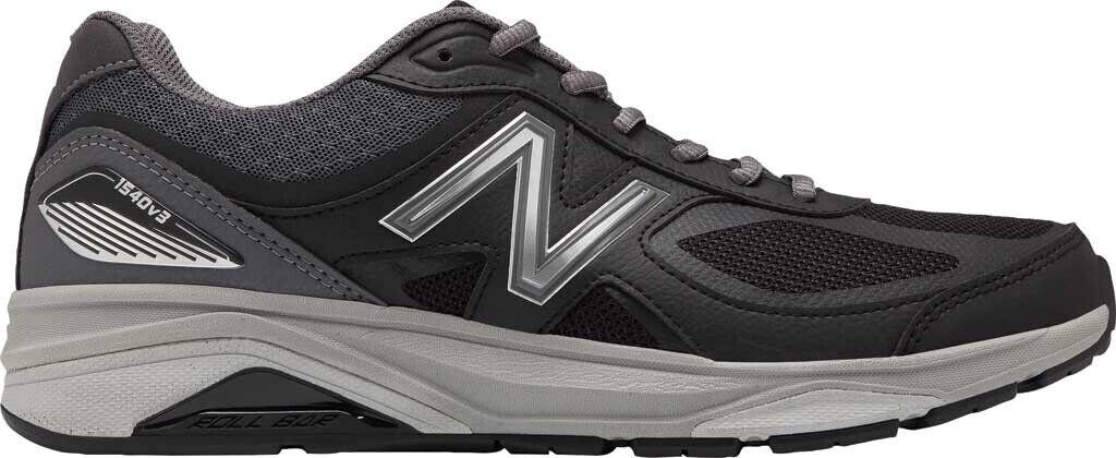 New Balance 540v3 Motion Running Sneaker (Men's) in Black/Castlerock - NEW