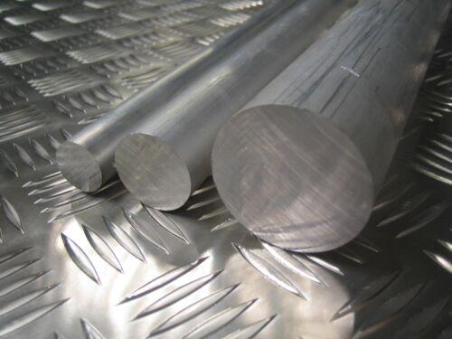 Aluminium Round Bar Rod 6mm 40mm dia many sizes /& lengths grade 6082T6 GSP