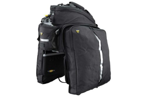 Topeak MTX Foam Insulated Triple Pannier Trunk Bag DXP 22.6L Black