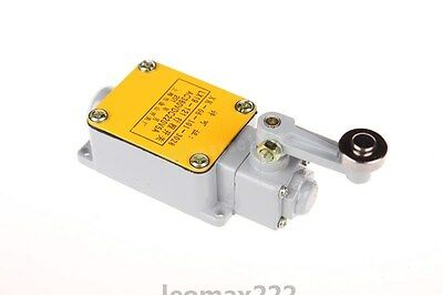 LX19-121 NO//NC SPDT AC 380V DC 220V 5 Amp Rotary Roller Lever Limit Switch