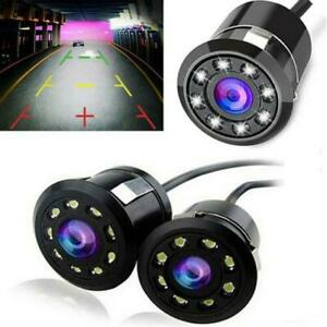 Auto-Car-Rear-View-Backup-Camera-Reverse-8-LED-Night-Vision-Waterproof-Best