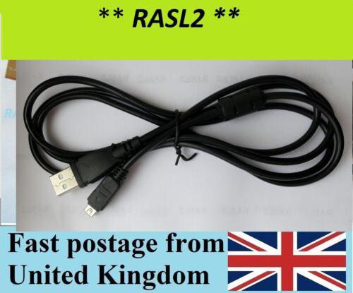 Alta Calidad Cable USB PARA Olympus CB-USB5 CB-USB6 CB-USB8