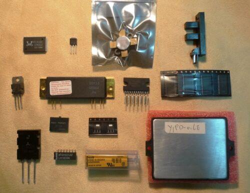 FAIRCHILD 2N5952 TO-92 N-Channel RF Amplifier; Package