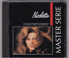 NICOLETTA - MASTER SERIE CD ALBUM POLYGRAM FRANCE 1988/1991