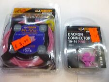 Middy Tackle 10-14 Hollow Elastico/Connettori