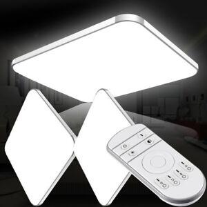 Das Bild Wird Geladen LED Deckenleuchte Deckenlampe 12W 72W Wohnzimmer Badleuchte Dimmbar