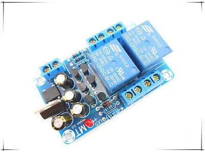 1 Set Audio Speaker Protection Board Components Kit DIY for Stereo Amplifier