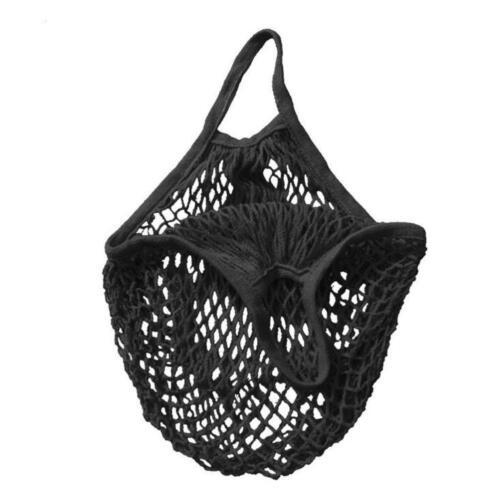 Mesh Net Turtle Bag String Shopping Bag Reusable Fruit Storage Handbag Totes New