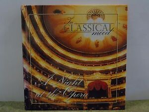 THE CLASSICAL MOOD CD amp BOOKLET  A NIGHT AT THE OPERA - Grays, United Kingdom - THE CLASSICAL MOOD CD amp BOOKLET  A NIGHT AT THE OPERA - Grays, United Kingdom