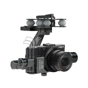 walkera g 3s 3 axis brushless camera 3d gimbal for sony