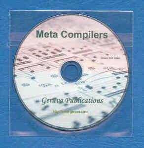 Meta-Compiler-Collection-parser-lexer-Linux-UNIX-Window