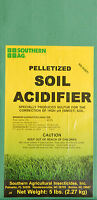 Soil Acidifier 5lb Bag