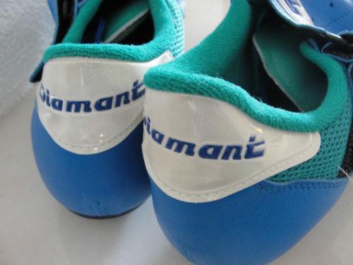Diamant Bike Cycling Vintage Retro Shoes 45 or 11.5 US NOS NIB