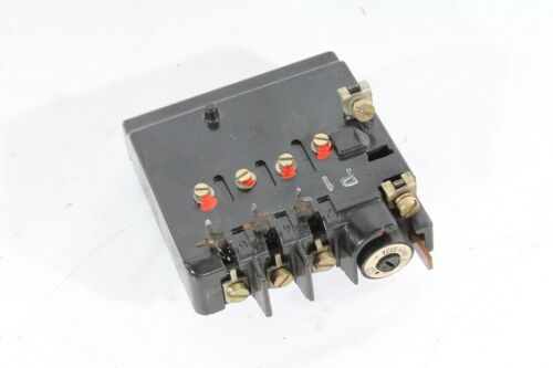 1 x Thermal Over-current relay type 12,5 SP
