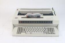 Ibm Wheelwriter 90 Series Ii Vintage Typewriter