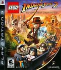 LEGO Indiana Jones 2: The Adventure Continues (Sony PlayStation 3, 2009)