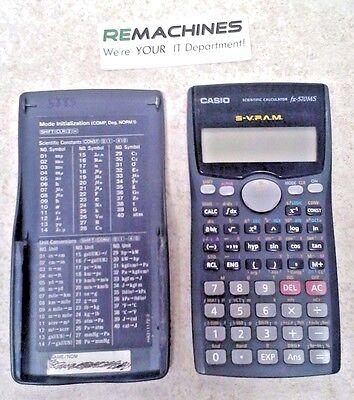 casio scientific calculator fx-570ms battery
