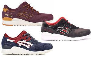 Dettagli su Scarpe uomo ASICS GEL LYTE III TIGER SHOES sneakers men SAGA SCHUHE NEW H6X2L