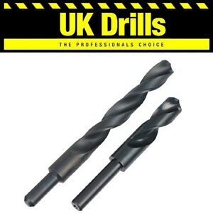 BLACKSMITH-amp-REDUCED-SHANK-DRILLS-HSS-DRILL-BITS-ALL-METRIC-SIZES-10-5mm-25mm