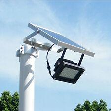 54 LED Solar Dusk to Dawn Outdoor Waterproof Street Lamp Garden Security Light