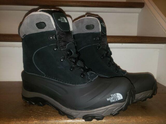 Men S The North Face Chilkat Iii Nfoa39v6we3 Size 11 Black Boots For Sale Online Ebay