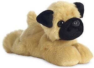 Aurora MINI FLOPSIE-M. pugster Carlin -20.5 cm jouets en peluche animaux en peluche BN  </span>