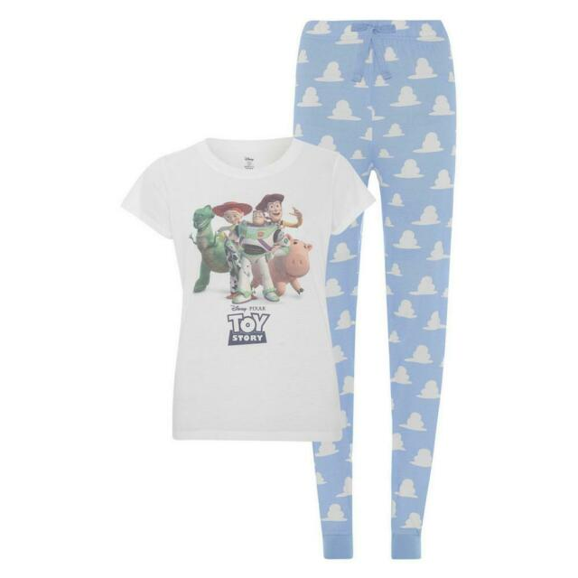 Ladies LILO AND STITCH PYJAMAS PJS CAMI SET VEST SHORTS Primark Womens UK 4-20