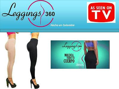 LEGGINGS 360 SEE ON TV  Slim Leggings Yoga Pants Push Up