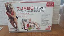 BEACHBODY TURBO FIRE INTENSE CARDIO CONDITIONING 11 DVD SET+BANDS
