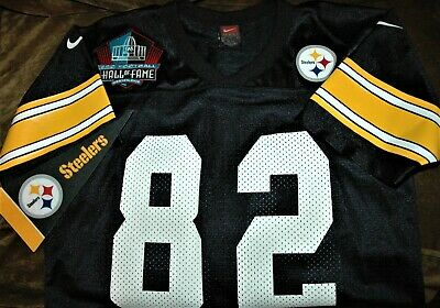 John Stallworth jersey! Pittsburgh Steelers YOUTH medium Hall of Fame patch NWT!   eBay