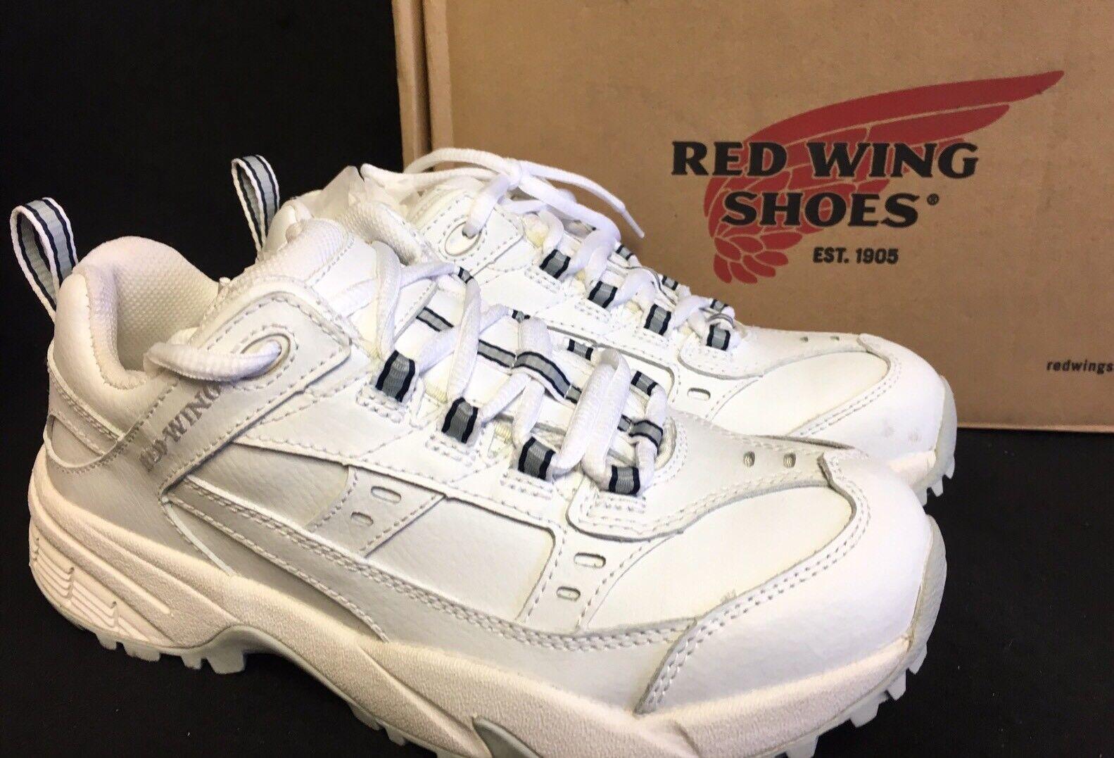 rojo Wing Athletic Tenis de trabajo 1634 Tenis Zapatos Para Para Para Mujer de encaje de riesgo eléctrico  hermoso