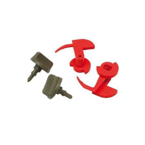 Neff Siemens AH1961 Type Cookerhood Mechanical  Lock Closure Clasp L BSH Bosch