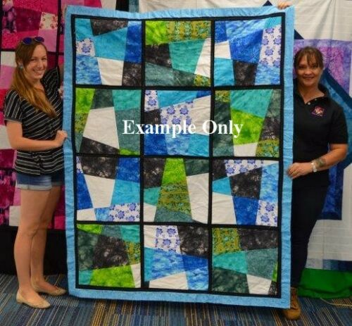 Aussie Mania Quilt Pack Complete.. with Instruction MOVIE
