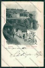 Terni Orvieto Alterocca 75 cartolina QK4491