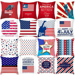 Independence-Day-4th-Of-July-Pillow-Cases-Sofa-Cushion-Cover-Home-Pillow-Case-b