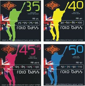 Rotosound-ROTO-BASS-Long-Scale-Bass-Guitar-Strings-with-choice-of-gauge