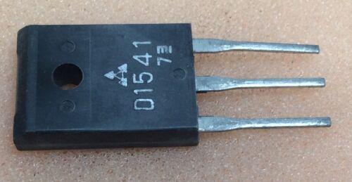 1 pc 2SD1541  Mitsubishi   NPN  Transistor   1500V  3A  50W