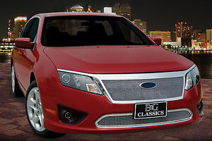 Image Is Loading 2010 2017 Ford Fusion 2pc Fine Mesh