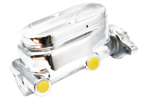 """55-57 Chevy Chrome 8/"""" Booster w// Master Cylinder And Proportioning Valve"""