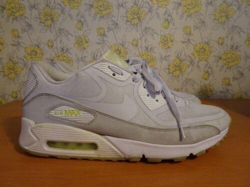 que Max 10 Premium de en Air cinta Nike Reino deporte Unido la brillan con Zapatillas blanca oscuridad 90 qxzIARxw