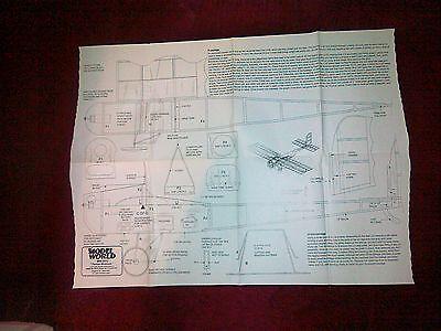 Farman Mustique Sport Scala Modello Piano-mostra Il Titolo Originale