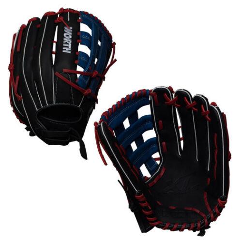 "Worth XT Extreme 13/"" Slowpitch Softball Glove WXT130-PH Deep Pocket H Web"