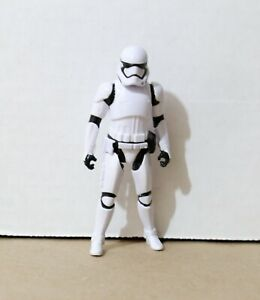 Star Wars First Order Stormtrooper 3.75 Toy / Figure Hasbro - Excellent