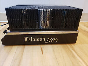 McIntosh-MC2100-Amplifier-Excellent