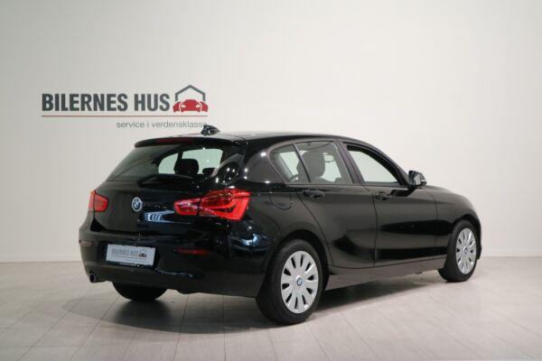 BMW 118d 2,0 aut. - billede 1