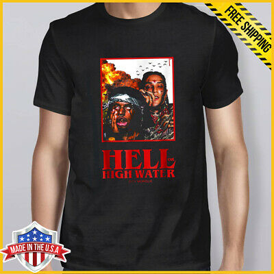 NEU Hell Or High Water CITY MORGUE Funny Black S-5XL Gift