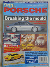 911 & Porsche World No 49 1998 TechArt 996, Rally 356