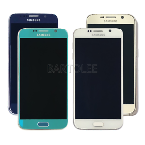 Samsung-Galaxy-S6-G920F-32-Go-Debloque-Smartphone-Android-telephone-mobile-toutes-couleurs